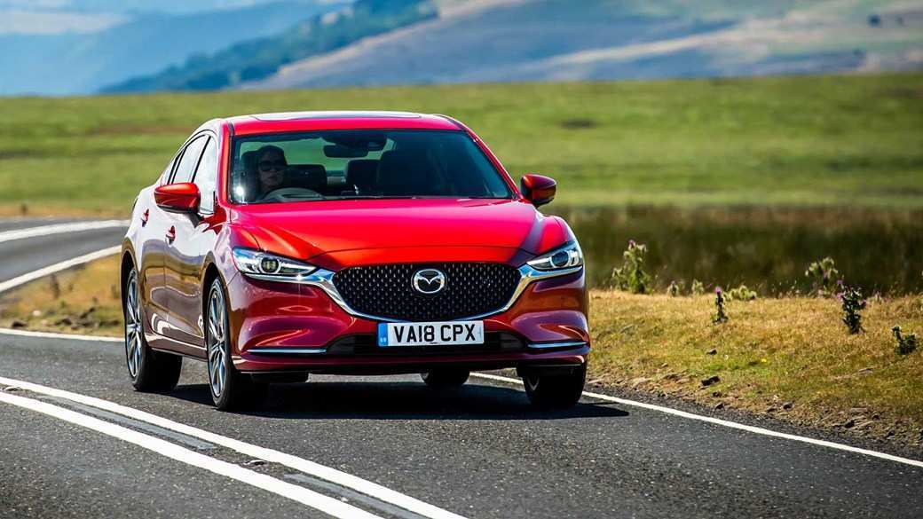 21 Great New Mazda 6 2019 Uk Overview First Drive with New Mazda 6 2019 Uk Overview