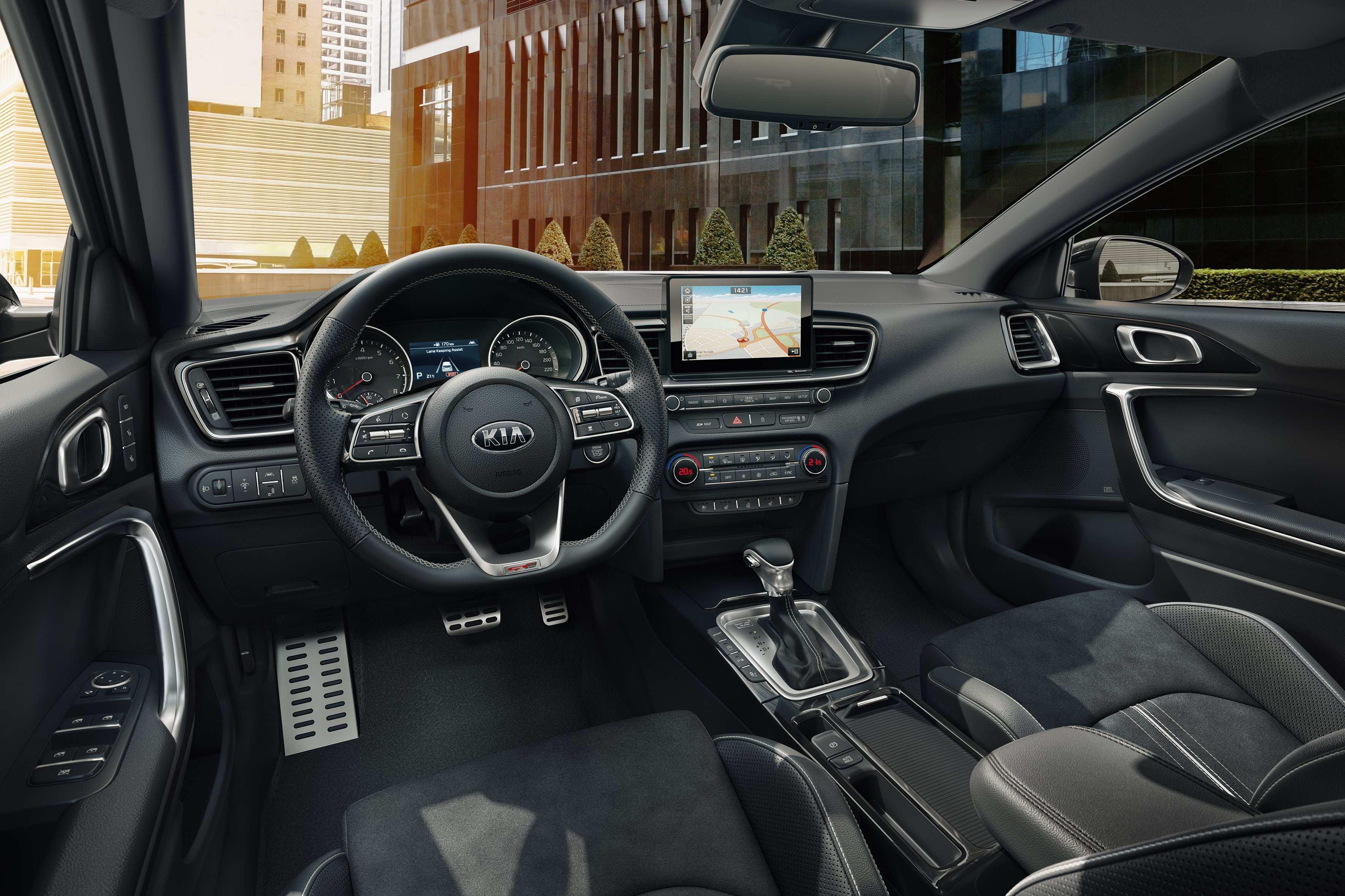21 Great The Kia Ceed 2019 Interior Interior Exterior And Review Engine by The Kia Ceed 2019 Interior Interior Exterior And Review
