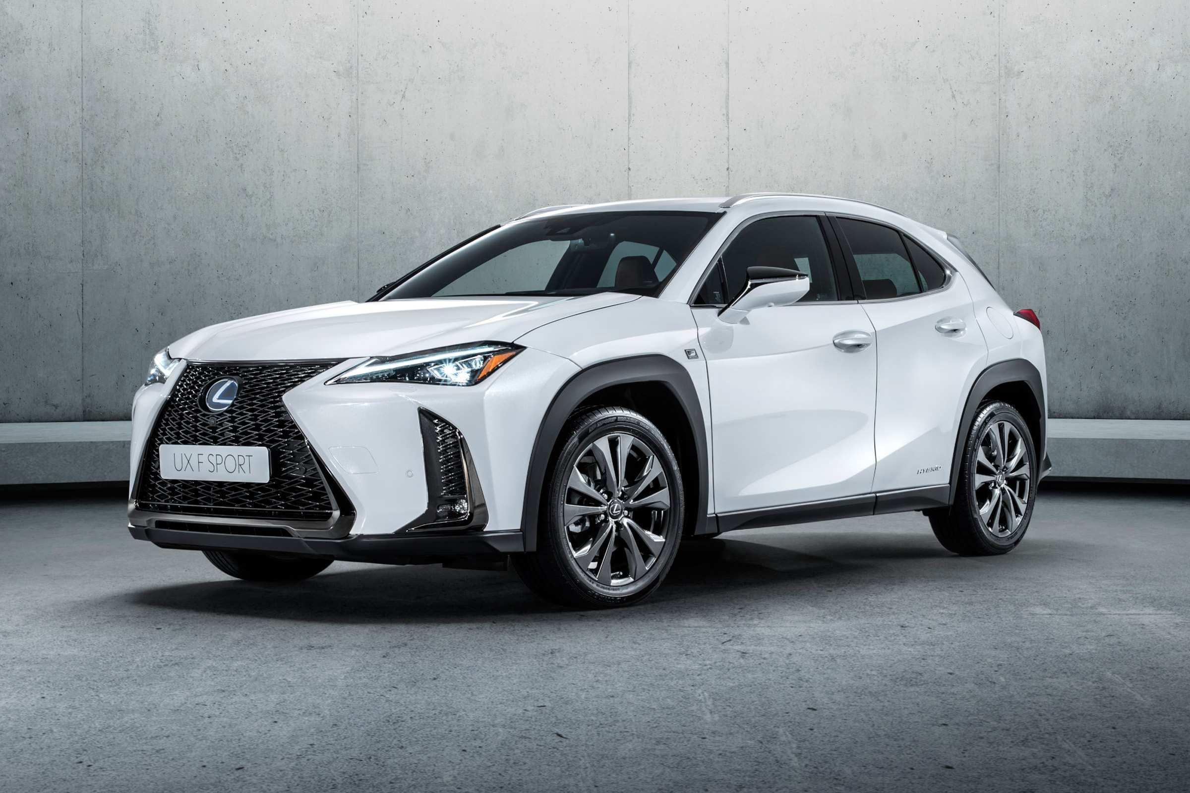21 New Lexus Ux 2019 Price Pictures by Lexus Ux 2019 Price