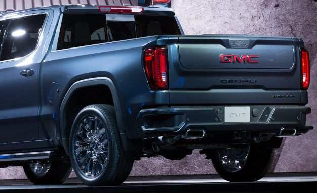 21 New The 2019 Gmc Sierra Images Performance Exterior and Interior by The 2019 Gmc Sierra Images Performance