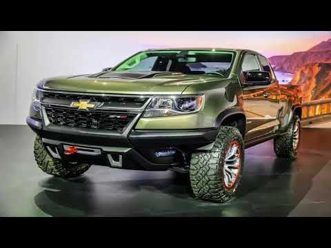 21 New The Chevrolet 2019 Zr2 New Concept Exterior with The Chevrolet 2019 Zr2 New Concept