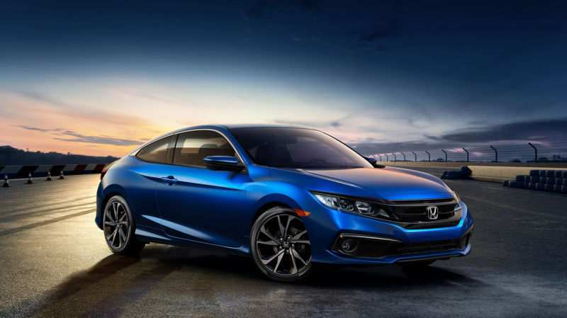 21 The 2019 Honda Civic Volume Knob Redesign Price And Review Exterior and Interior for 2019 Honda Civic Volume Knob Redesign Price And Review