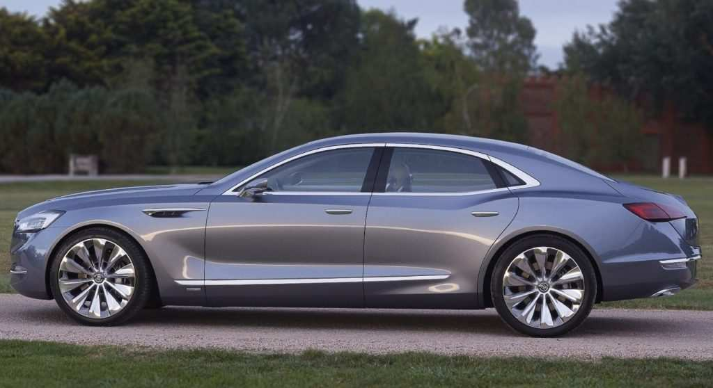 21 The New Buick Concept 2019 Redesign Exterior with New Buick Concept 2019 Redesign