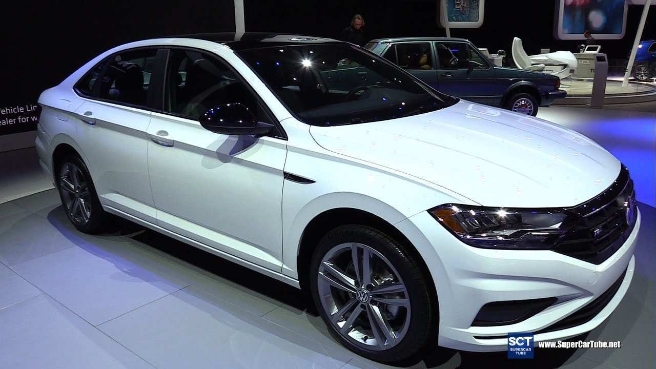 21 The The 2019 Volkswagen Jetta 1 4T R Line Exterior And Interior Review History for The 2019 Volkswagen Jetta 1 4T R Line Exterior And Interior Review