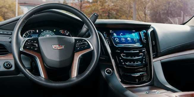 22 All New The Cadillac 2019 Interior Performance Speed Test for The Cadillac 2019 Interior Performance