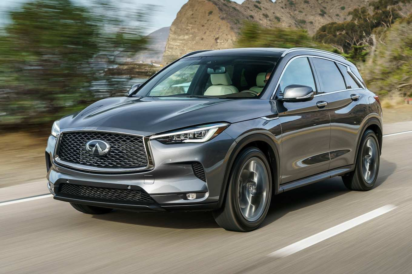 22 All New The Infiniti Qx50 2019 Black First Drive New Review by The Infiniti Qx50 2019 Black First Drive