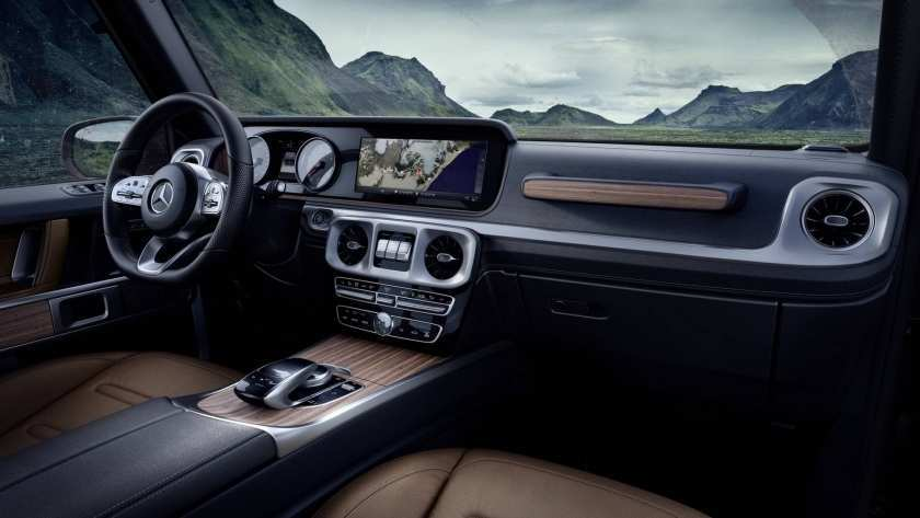 22 All New The Mercedes G 2019 Review Interior Release Date with The Mercedes G 2019 Review Interior