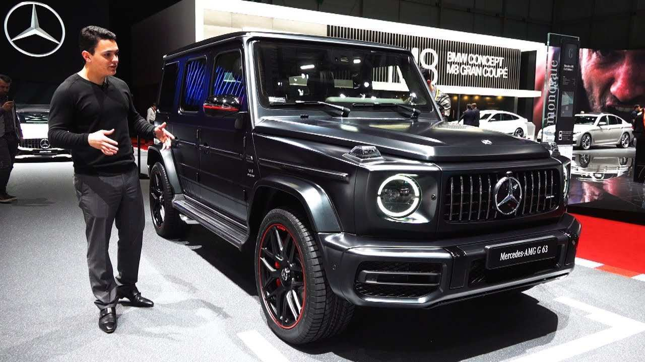 22 Best Review The Mercedes G 2019 Review Interior Reviews by The Mercedes G 2019 Review Interior