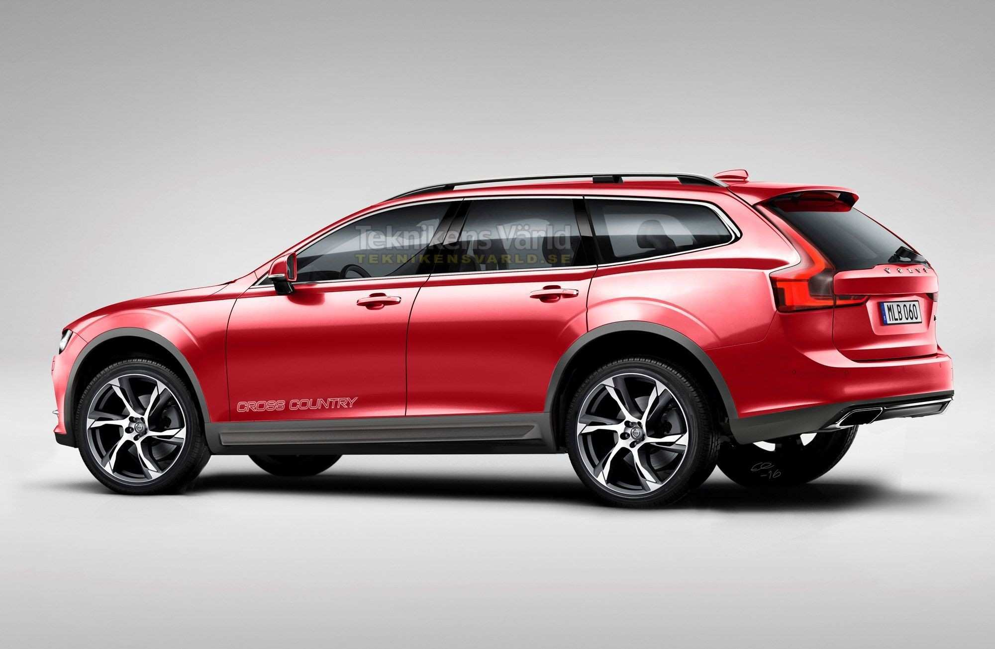 22 Best Review Volvo 2019 Station Wagon Release Date First Drive for Volvo 2019 Station Wagon Release Date