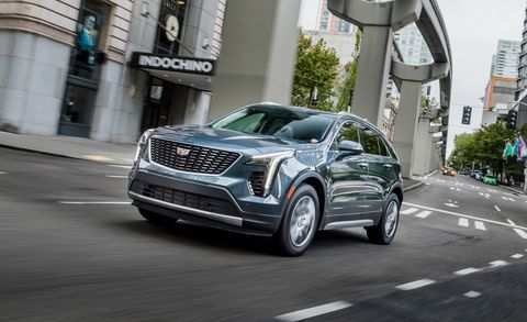 22 Concept of New Cadillac 2019 Xt4 Price Performance for New Cadillac 2019 Xt4 Price
