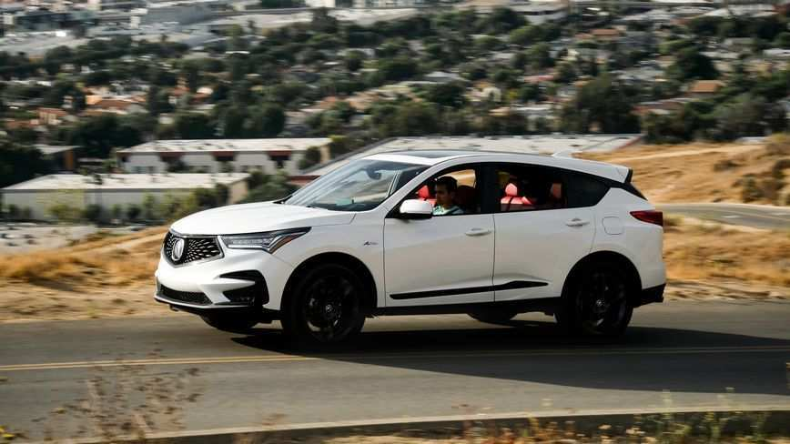 22 Concept of The Acura Rdx 2019 Lane Keep Assist Review New Review for The Acura Rdx 2019 Lane Keep Assist Review