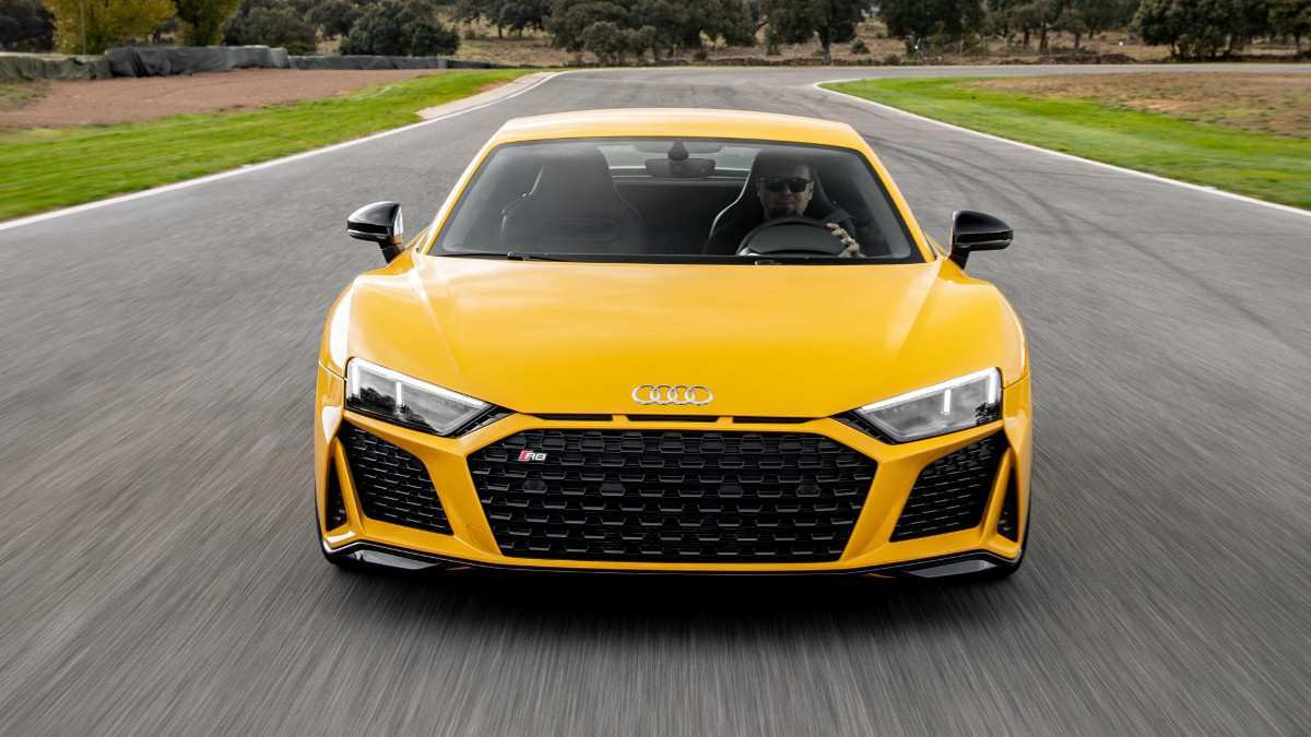 22 Concept of The R8 Audi 2019 Review And Price Release Date for The R8 Audi 2019 Review And Price