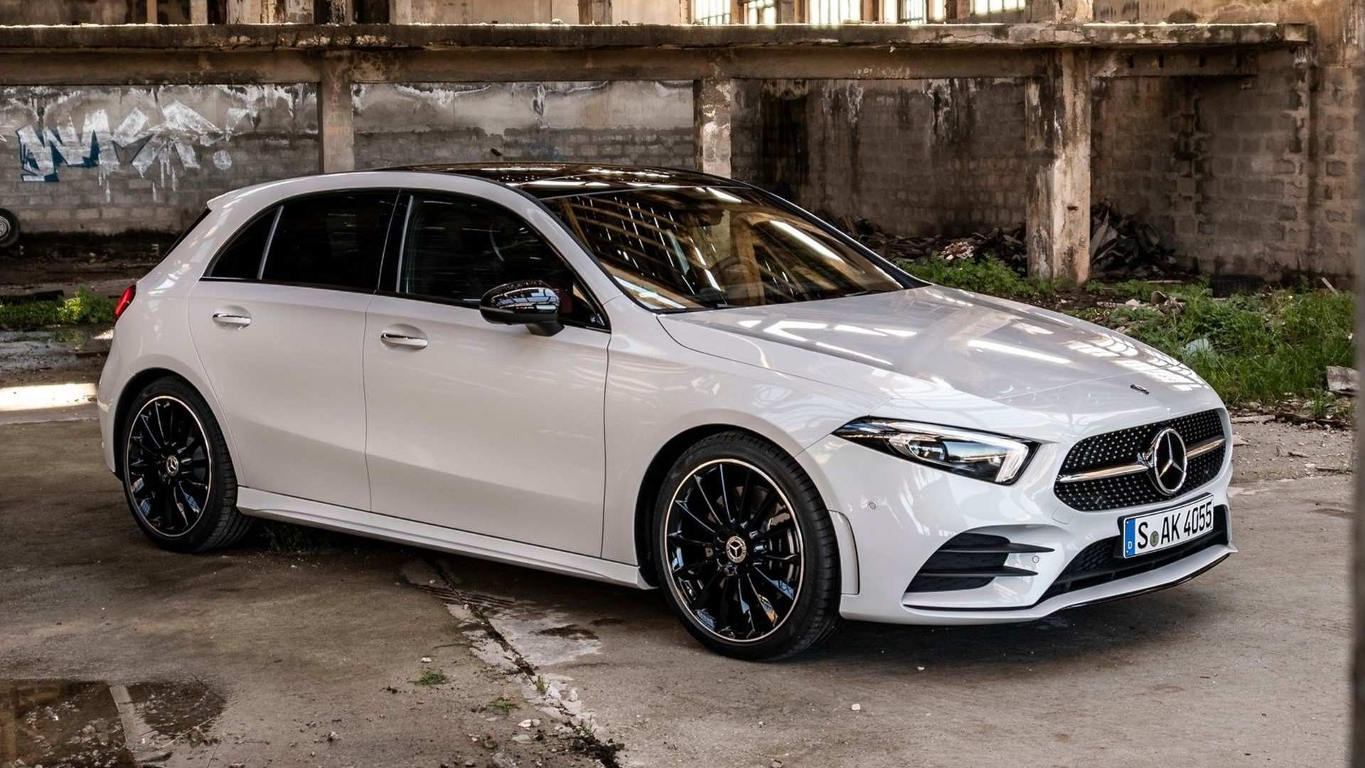 22 Gallery of Mercedes 2019 A Class Redesign and Concept with Mercedes 2019 A Class