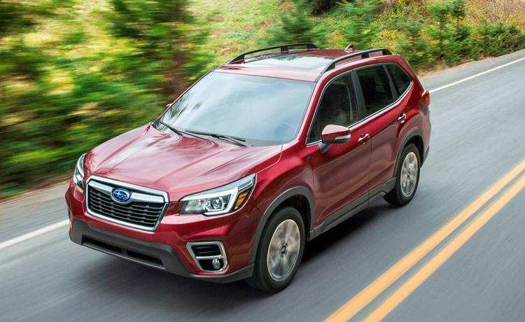 22 Gallery of Subaru Forester 2019 Ground Clearance Rumors Exterior and Interior by Subaru Forester 2019 Ground Clearance Rumors