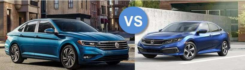 22 Great 2019 Volkswagen Jetta Vs Honda Civic Specs for 2019 Volkswagen Jetta Vs Honda Civic