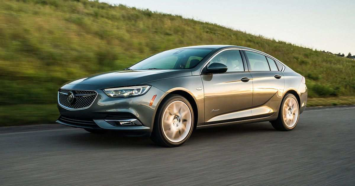 22 Great New 2019 Buick Regal Hybrid Price And Release Date Research New by New 2019 Buick Regal Hybrid Price And Release Date