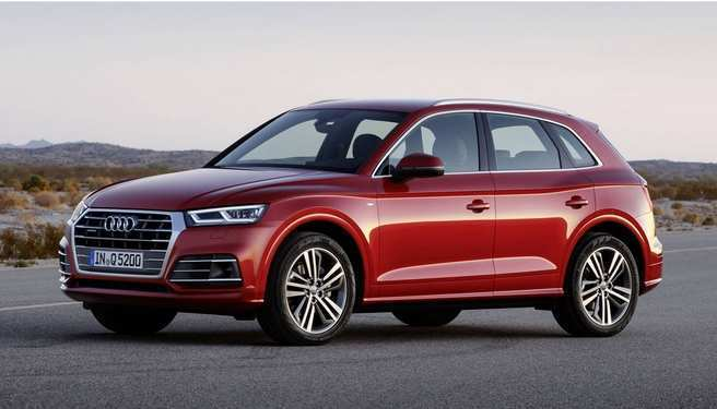 22 New 2019 Audi Hybrid Suv Price And Release Date Picture for 2019 Audi Hybrid Suv Price And Release Date