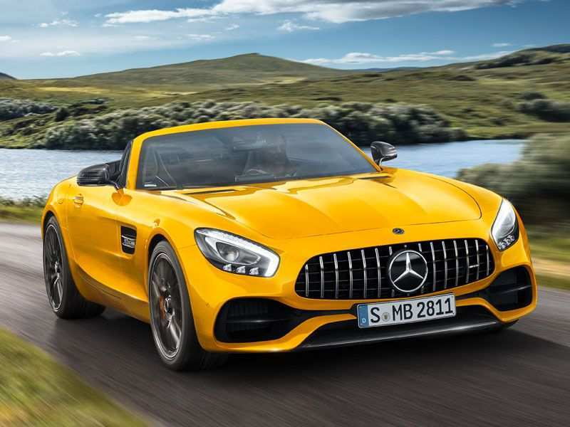 22 New Mercedes 2019 Sports Car Price and Review with Mercedes 2019 Sports Car