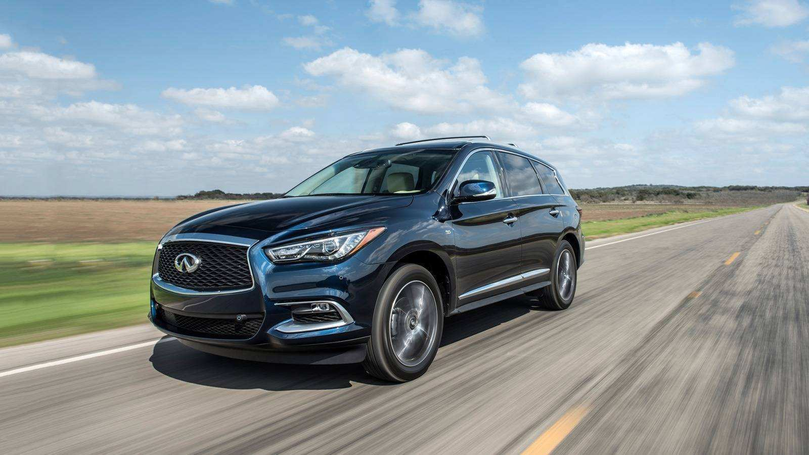 22 New The New Infiniti Qx60 2019 Spesification Redesign with The New Infiniti Qx60 2019 Spesification