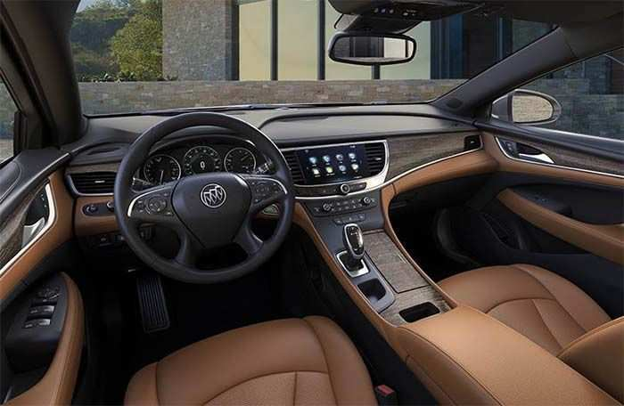 22 The The New Buick Cars 2019 New Interior Redesign with The New Buick Cars 2019 New Interior