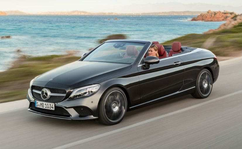 23 All New Mercedes Benz C Class Facelift 2019 Images for Mercedes Benz C Class Facelift 2019