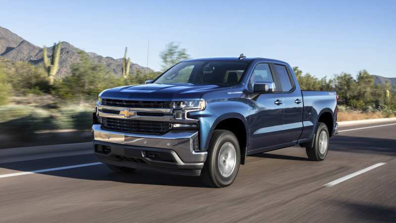 23 All New New 2019 Chevrolet Silverado Aluminum First Drive Price and Review with New 2019 Chevrolet Silverado Aluminum First Drive
