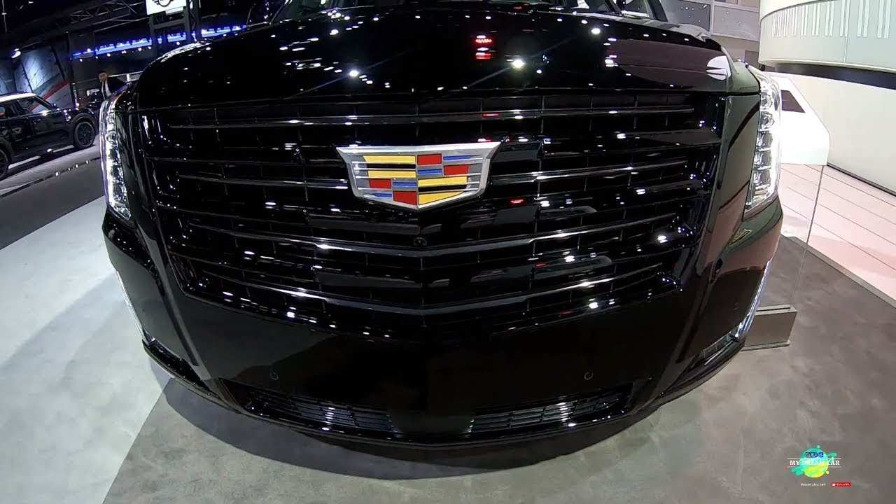23 All New The Cadillac Escalade 2019 Platinum Exterior Spesification by The Cadillac Escalade 2019 Platinum Exterior
