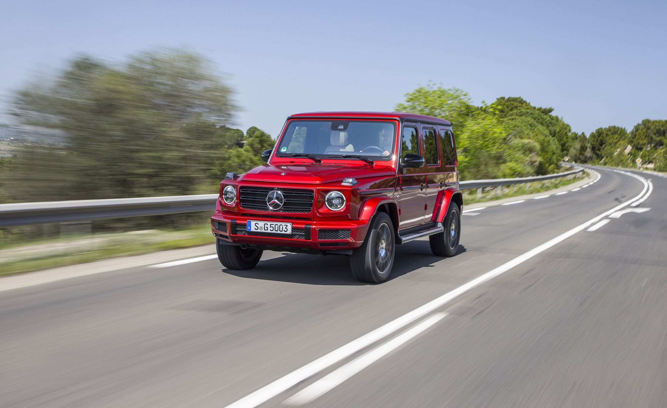 23 All New The Mercedes G 2019 Review Interior Exterior by The Mercedes G 2019 Review Interior