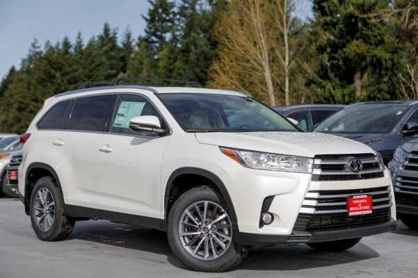 23 Best Review Highlander Toyota 2019 Interior Review Specs And Release Date Spesification by Highlander Toyota 2019 Interior Review Specs And Release Date
