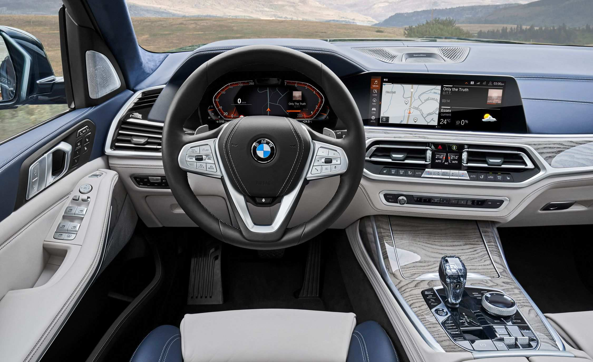 23 Best Review The 2019 Bmw Dashboard Specs And Review First Drive with The 2019 Bmw Dashboard Specs And Review