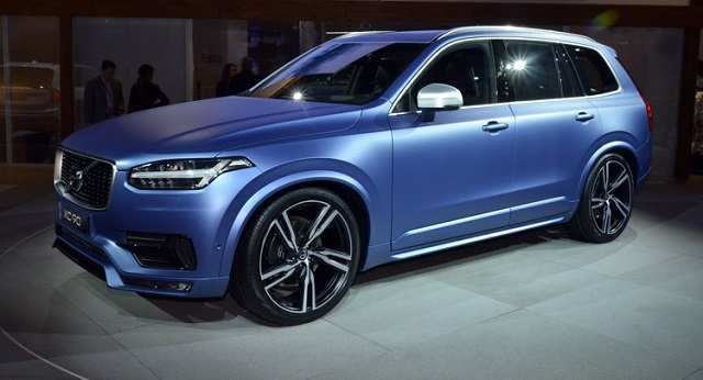 23 Best Review The Volvo Xc90 2019 New Features Release Pictures with The Volvo Xc90 2019 New Features Release