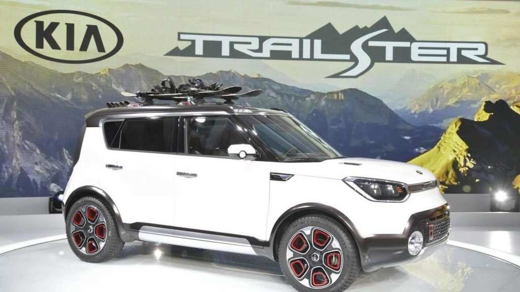 23 Concept of The Kia Trailster 2019 Redesign Concept by The Kia Trailster 2019 Redesign