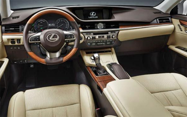 23 Gallery of 2019 Lexus Es 350 Interior Performance and New Engine for 2019 Lexus Es 350 Interior