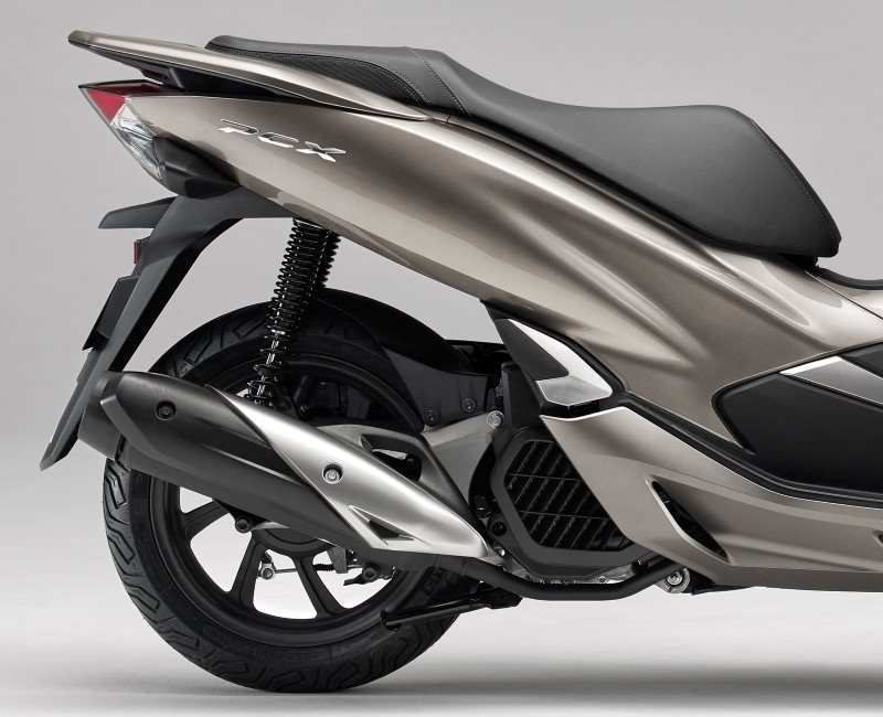 23 Gallery of New 2019 Honda Pcx150 Redesign New Review by New 2019 Honda Pcx150 Redesign