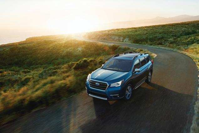 23 Gallery of New Subaru Unveils 2019 Ascent Price And Release Date Redesign with New Subaru Unveils 2019 Ascent Price And Release Date
