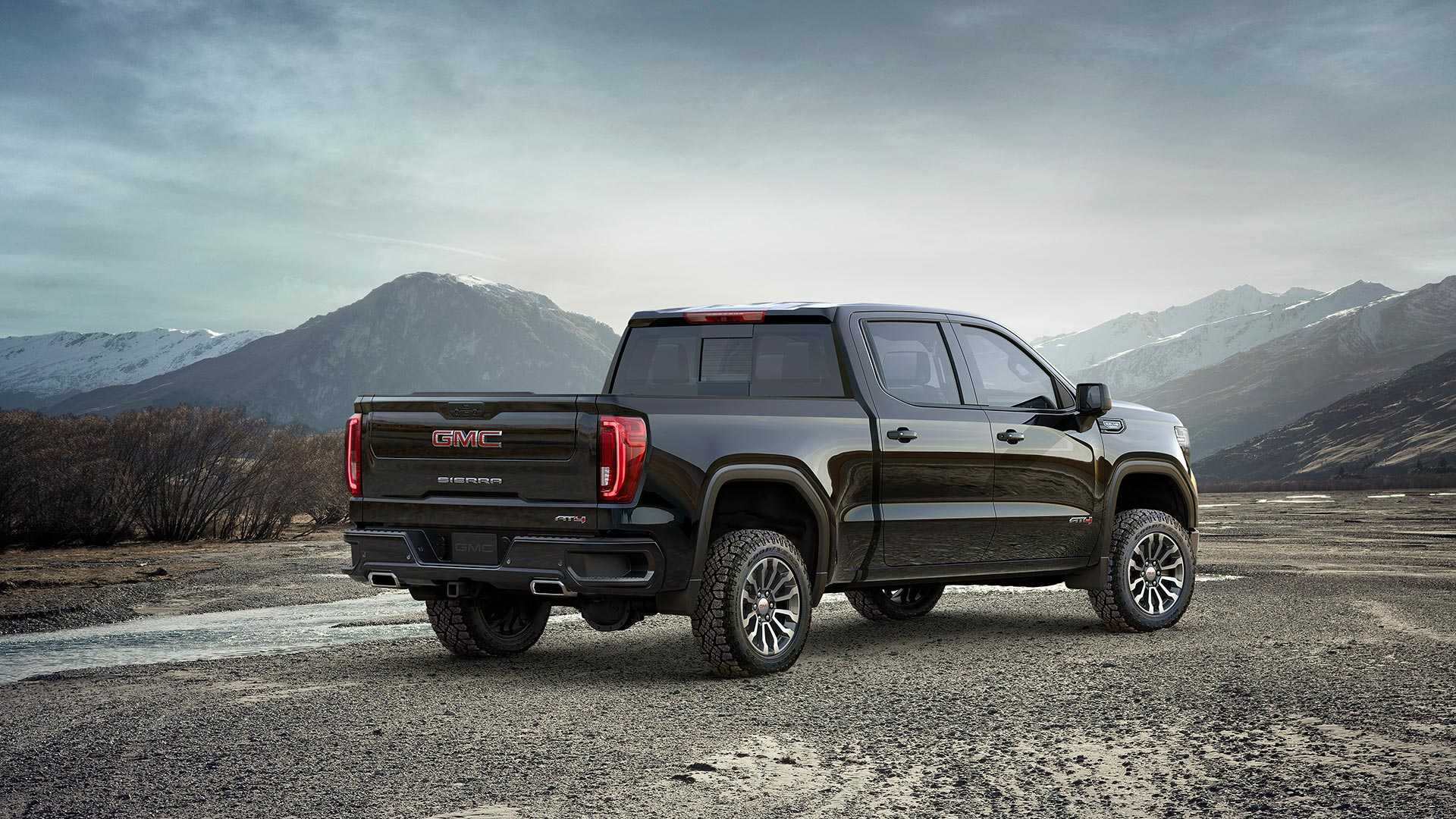 23 Gallery of The 2019 Gmc Sierra Images Performance Concept by The 2019 Gmc Sierra Images Performance