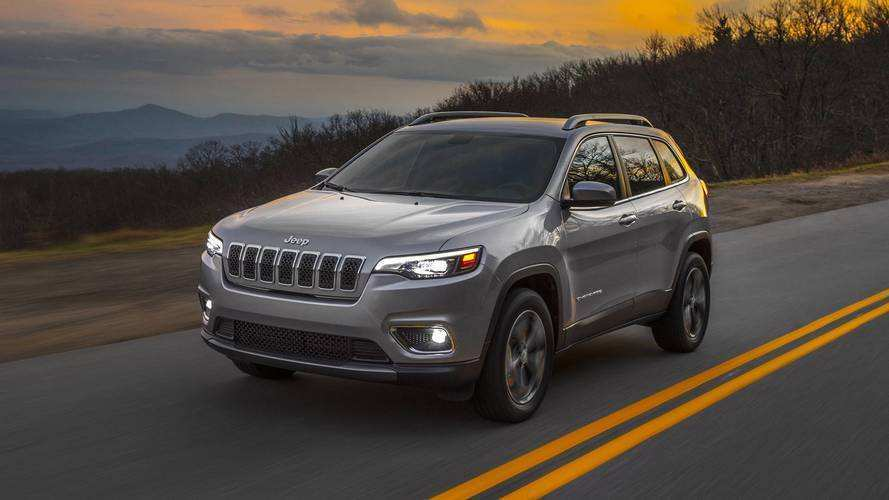 23 Great Best Cherokee Jeep 2019 Redesign And Concept Spy Shoot with Best Cherokee Jeep 2019 Redesign And Concept