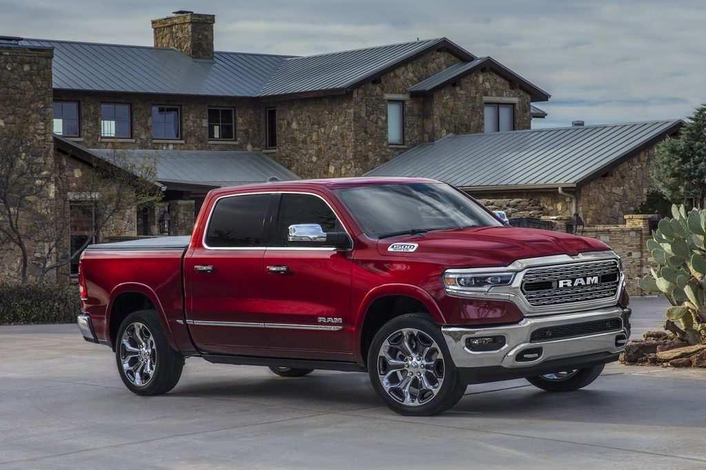 23 Great New 2019 Dodge Ram 4X4 Specs Exterior for New 2019 Dodge Ram 4X4 Specs