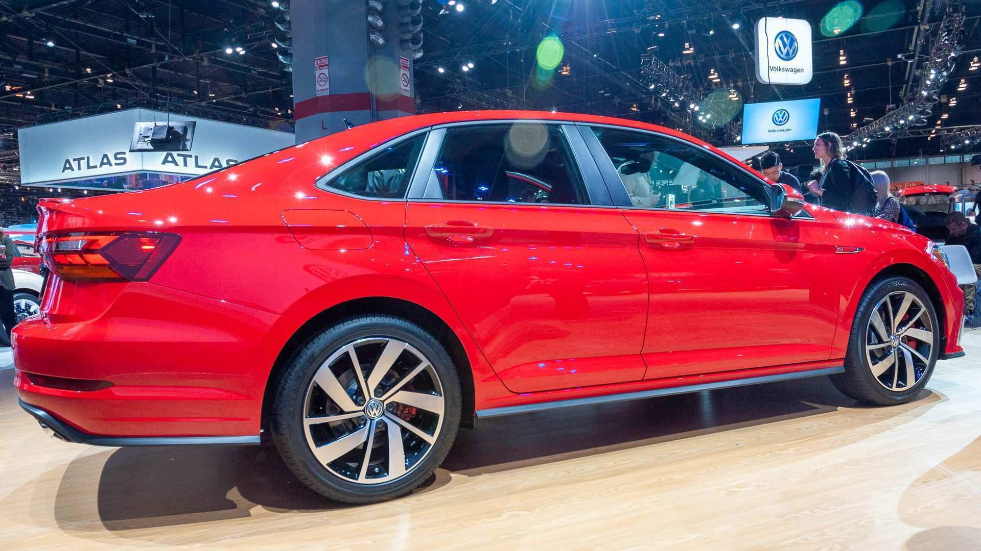 23 Great New Volkswagen Jetta Gli 2019 Redesign And Concept Model for New Volkswagen Jetta Gli 2019 Redesign And Concept