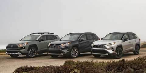 23 Great Toyota 2019 Lineup Spy Shoot for Toyota 2019 Lineup