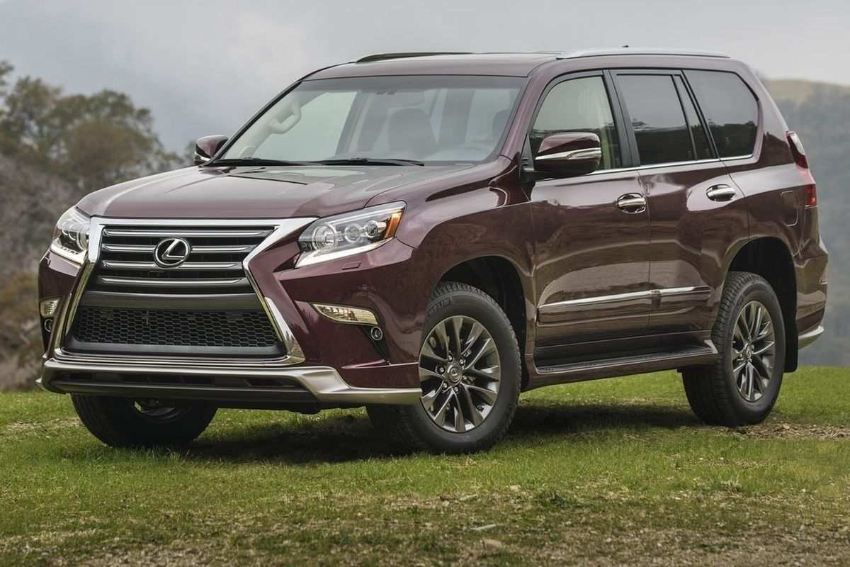 23 New Lexus 2019 Gx Redesign First Drive Price and Review with Lexus 2019 Gx Redesign First Drive