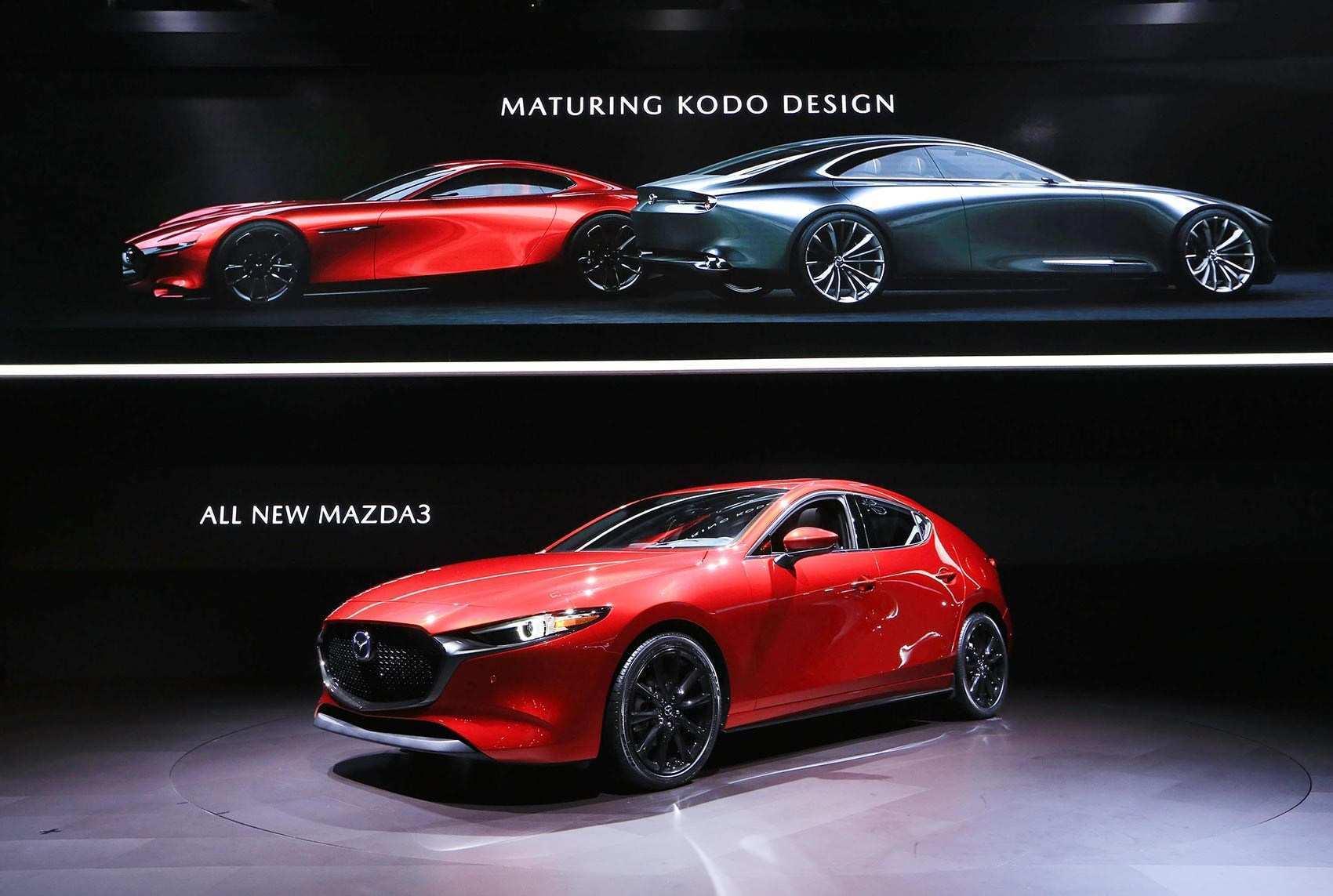 23 New New Mazda 3 2019 Spy Interior Review with New Mazda 3 2019 Spy Interior
