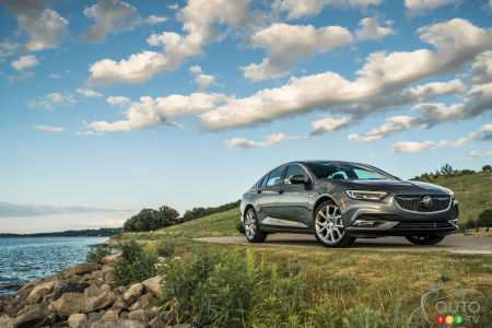 23 The 2019 Buick Regal Avenir First Drive Research New for 2019 Buick Regal Avenir First Drive