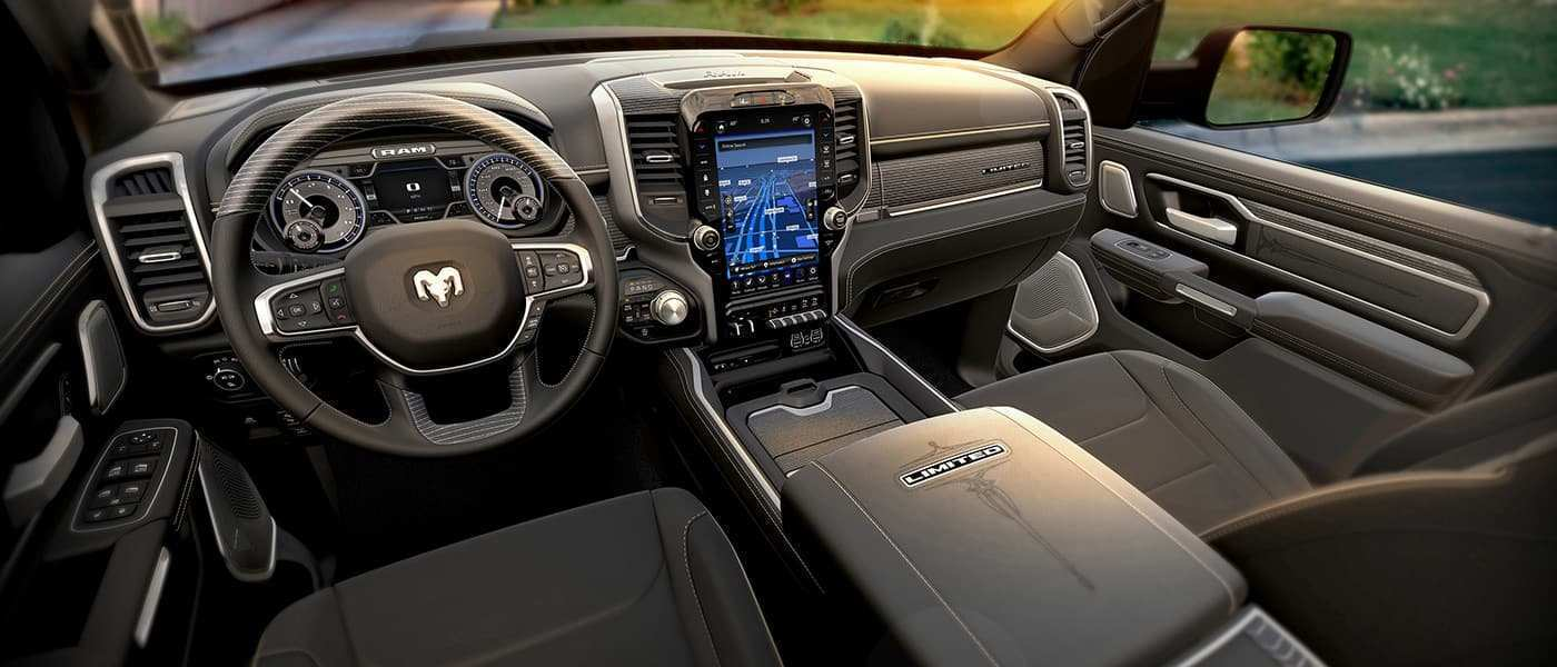 23 The 2019 Dodge Ram Interior Redesign Model by 2019 Dodge Ram Interior Redesign