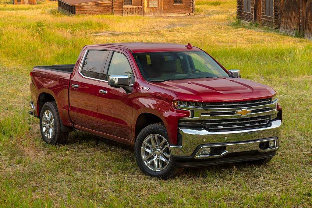 23 The New 2019 Chevrolet Silverado Interior Specs And Review Images by New 2019 Chevrolet Silverado Interior Specs And Review