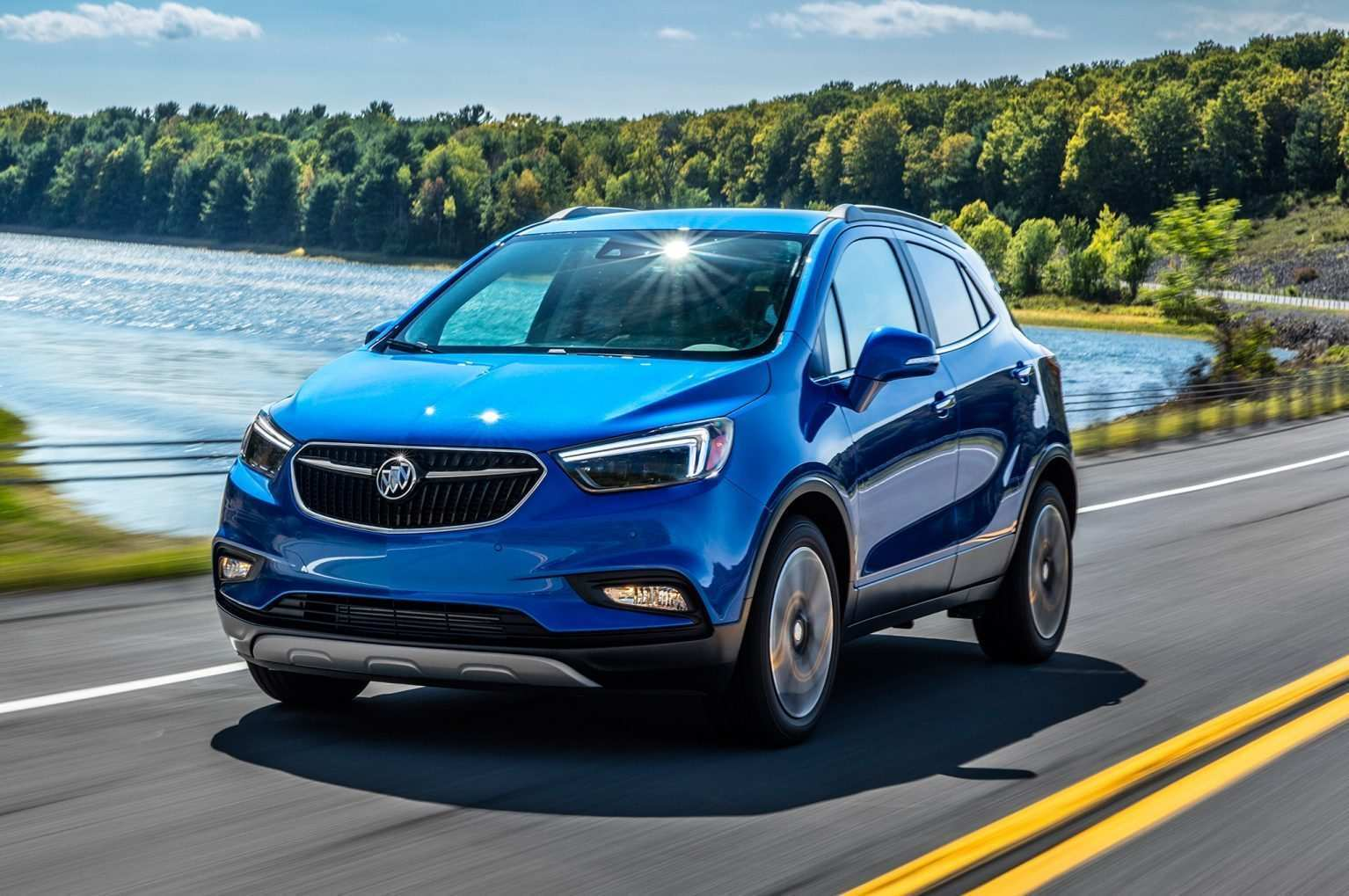 24 All New 2019 Buick Encore Release Date Engine Price for 2019 Buick Encore Release Date Engine