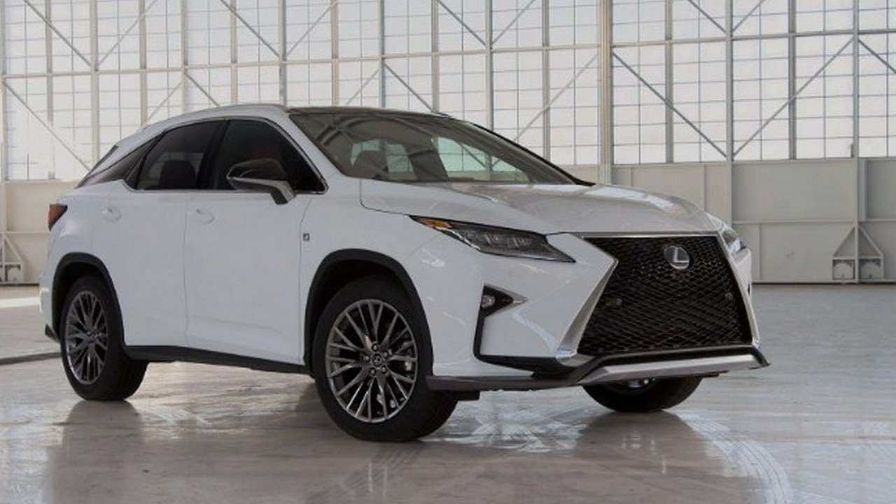 24 All New Best Rx300 Lexus 2019 Release Date Exterior and Interior for Best Rx300 Lexus 2019 Release Date