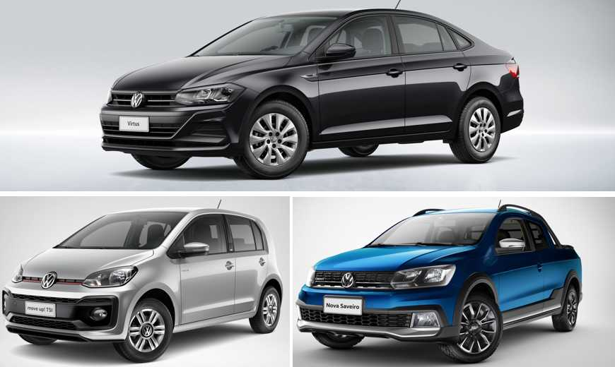 24 All New Linha Volkswagen 2019 Specs and Review with Linha Volkswagen 2019