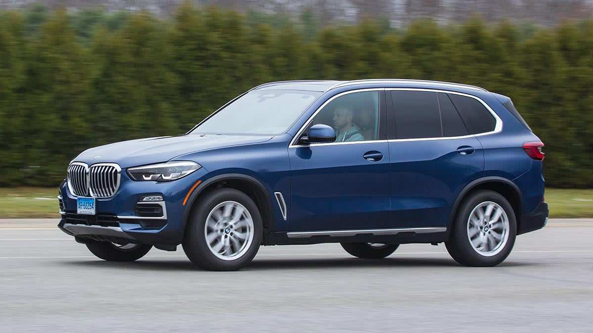 24 All New Review Of 2019 Bmw X5 Performance Configurations for Review Of 2019 Bmw X5 Performance