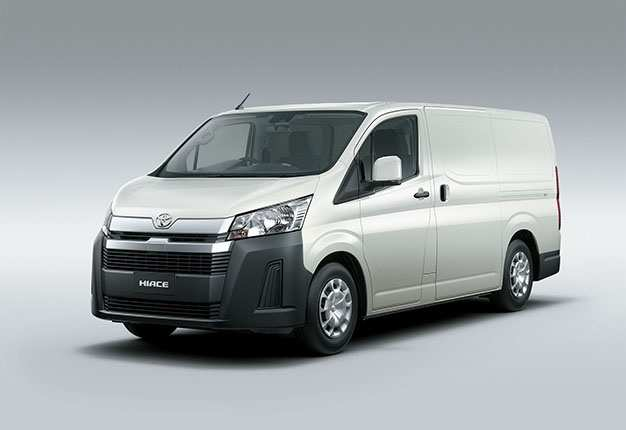 24 All New The Toyota Bus 2019 Performance Ratings for The Toyota Bus 2019 Performance